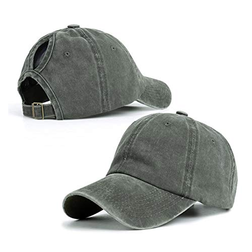 BUYYUB Gorra de béisbol de color sólido para ocio y ocio, gorra simple de primavera y otoño, para hombres y mujeres (color verde)