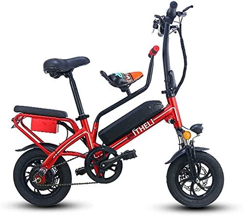 Bicicleta electrica Bicicletas, Bicicleta eléctrica Plegable LED Pantalla eléctrica Captura de bicicleta Ebike 350W Motor, Tres modos Rango de asistencia para deportes Ciclismo al aire libre Desplazam