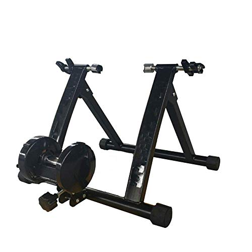 YELLAYBY Mountaineering Outdoor Sports Turbo Trainer, Bicycle Trainer Sports Station Resistance Heartless Reluctance Mountain Bike Bike Stand Outdoor Bike