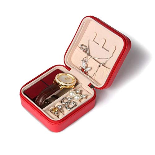 Mstr - Caja de almacenamiento para relojes pequeños de piel