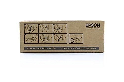 Original Reinigungseinheiten passend für Epson Stylus Pro 4900 Spectro_M 1 Epson T6190, T619000 C13T619000 - Premium - Farblos