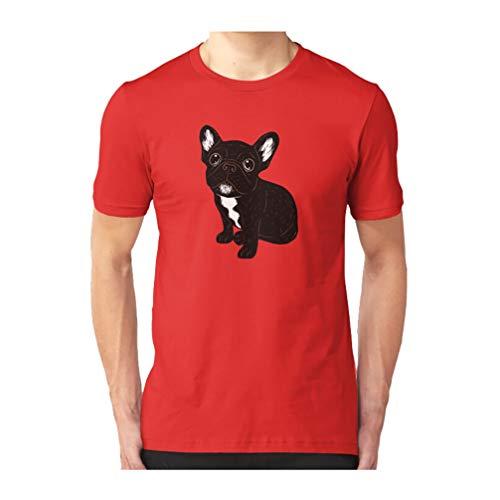 Cute Brindle Frenchie Puppy Tshirt Classic T ShirtPremium,TeeShirt,HoodieforMenWomen UnisexFull Size