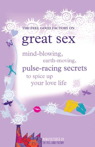 The feel good factory on great sex (English Edition)
