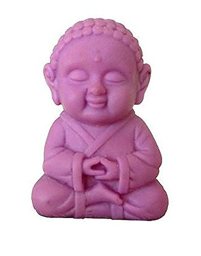 Pocket Buddha, Wisdom (Purple)