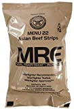 MREs (Meals Ready-to-Eat) Genuine U.S. Military Surplus (1 Pack) Assorted Flavor