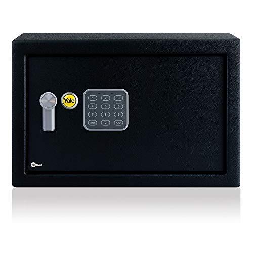 Yale YEC/200/DB1 YEC/200/DB1-Caja Fuerte con Alarma (tamaño pequeño)