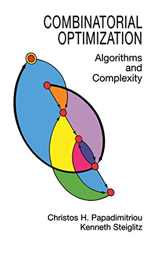 Combinatorial Optimization: Algorithms and Complexity (Dover Books on Computer Science) (English Edition)の詳細を見る