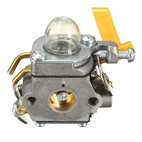 liutao Carburador 2 unids 1pc carburador carbohidrato Compatible con Ryobi Homelite Compatible con Zama C1U-H60 308054034 308054003 308054028 308054015 Partes del Motor (Color : 1pc)
