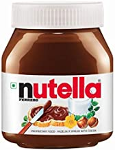 Nutella Hazelnut Spread With Cocoa, 160g (Pack of 4)