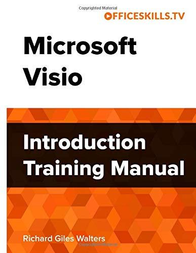 Microsoft Visio Introduction Training Manual - Full Colour