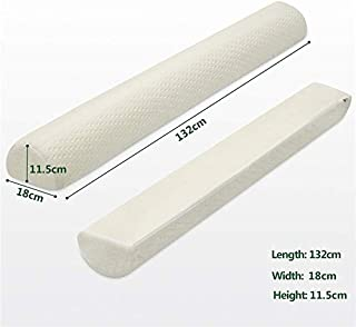 zza Memory Foam Baby Bed Guard Rail -For Toddler Kids Children Adult-Soft Portable Safety Side Bed Guard Bumper With Pack