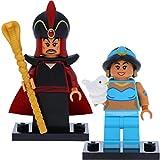 LEGO Disney - 71024 - Disney Série 2 - Mini-Figurines Jasmin & Jafar