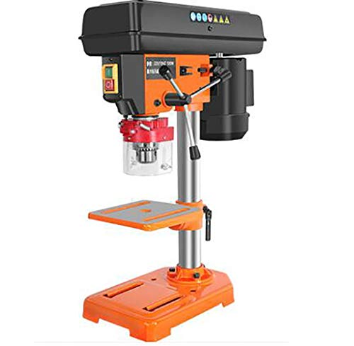 Best Buy! GHGJU Bench Drill Home Small Multi-Function Desktop Drilling Machine,Industrial Grade Spee...