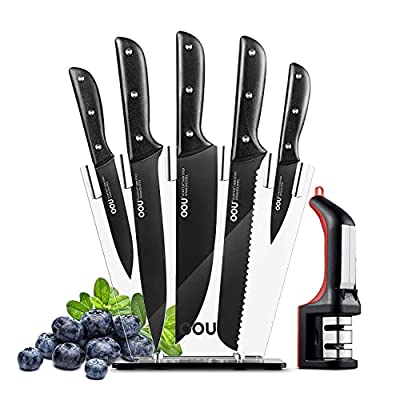 Chef Knives with 6 Pieces
