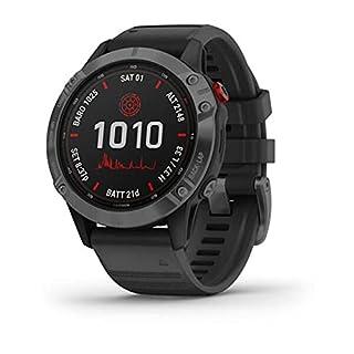 Garmin Fenix 6 Pro Solar, Premium Multisport GPS Smartwatch, Slate Grey With Black Band (B08CZRPVLN)   Amazon price tracker / tracking, Amazon price history charts, Amazon price watches, Amazon price drop alerts