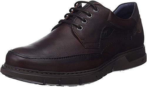 Fluchos Celtic Derby Shoes & Brogue Shoes Men Brown - 9.5 - Derby Shoes Shoes