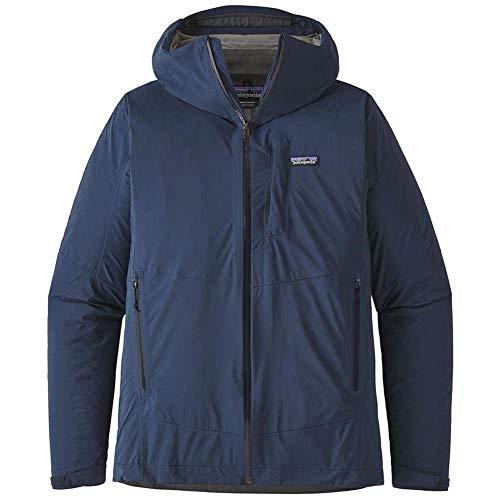 Patagonia Herren M's Stretch Rainshadow JKT Jacket, Klassisch Marineblau, S