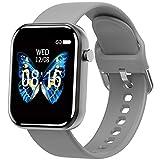 Smart Watch IP68 wasserdichte SmartWatch HD Touchscreen Fitness Tracker Unterstützung Blutdruck Herzfrequenz Schlafüberwachung