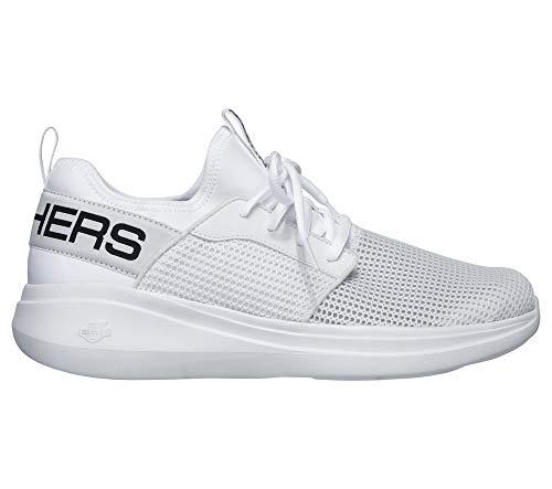 Calzado Deportivo para Hombre, Color Blanco, Marca SKECHERS, Modelo Calzado Deportivo para Hombre SKECHERS GO Run Fast Blanco