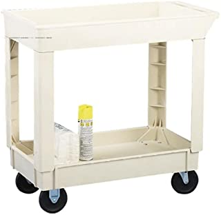 CMC5800BE - Continental Two Shelf Utility Cart
