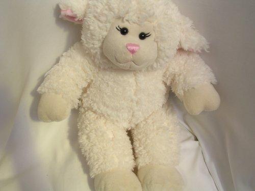 "Lamb Sheep Plush Toy Large 15"" Collectible"