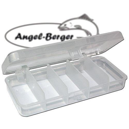 Angel-Berger Kunstköderbox Kleinteilebox Box