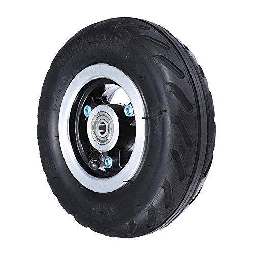 Viviance ZHVICKY Tire 6X2 Binnenband Inflatie Binnenbuis Gebruik 6 Inch Band Legering Hub 160 mm Bandenwiel Pneumatische Tire Scooter