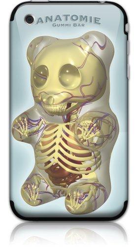 GelaSkins Schutzhülle für iPhone 3G / 3GS (Gummi, Anatomie)