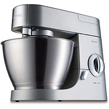 Kenwood Premier Chef KMC570 KMC570-Robot de Cocina, Bol, 4,6 litros, 1000 W, Acero Inoxidable, Plata: Amazon.es: Hogar