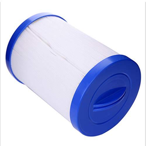 XJYA Elemento de Filtro acrílico para el Material de Filtro de Piscina para la Piscina para niños Whirlpool Papel Core SPA Operación