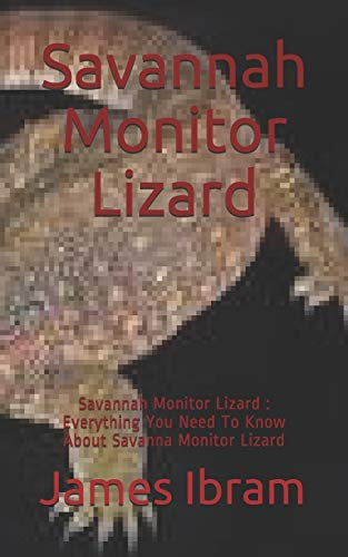 Savannah Monitor Lizard: Savannah Monitor Lizard : Everything You Need To Know About Savanna Monitor Lizard