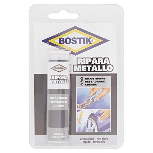 Bostik 10910 Ripara GR.56, Grigio Metallo
