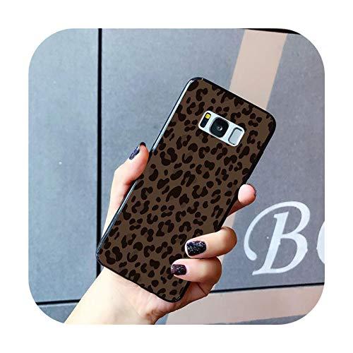 Phone cover Funda para teléfono Samsung Galaxy S20 S10 Plus S10E S6 S7 S8 S9 S9Plus S20 S10Lite-A12-para S9Plus