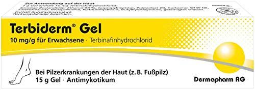 Terbiderm 10 mg Pro G Creme 15 G Creme