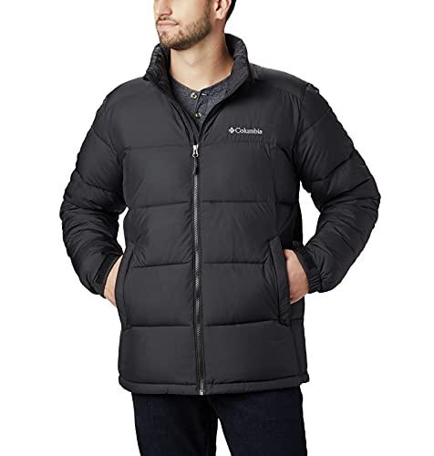 Columbia Men's Pike Lake Jacket, Black, Large