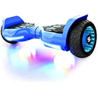 SWAGTRON T580 App-Enabled Bluetooth Hoverboard with Speaker Smart Self-Balancing LED Wheels