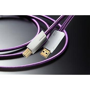 フルテック USBケーブル【A】タイプ⇔【B】タイプ(0.6m)FURUTECH GT2PRO-B0.6
