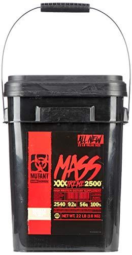 PVL Mutant Mass Xtreme 10kg Protein Pulver Muskel Gainer (Vanilla)