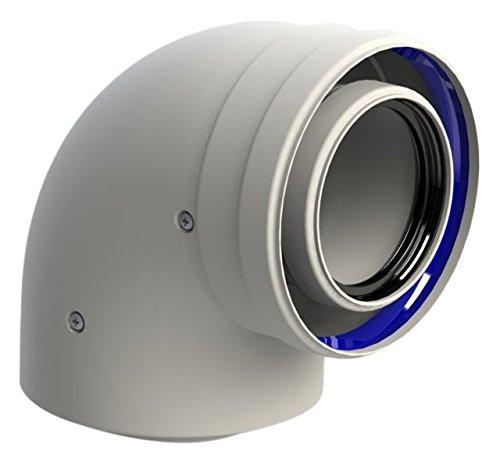 chimeplast 610–90mhp15–Kanäle und Komponenten für Entsorgung Rauchmelder (Einheitsgröße)