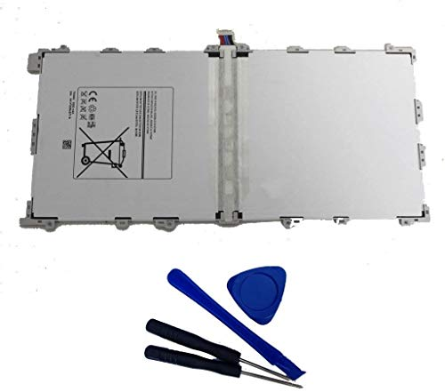 Powerforlaptop Internal Battery for Samsung Galaxy Note Pro 12.2 WiFi P900 P901 P905 T900 T905 SM-P907AZKAATT SM-T900 SM-T905 Tablets T9500 / T9500C / T9500E with Opening Repair Tool kit