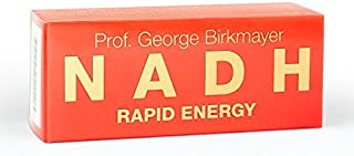 Prof. George Birkmayer NADH - Rapid Energy (60 Tablets, 20 mg NADH/Coenzyme 1 per Tablet) by Prof. George Birkmayer NADH