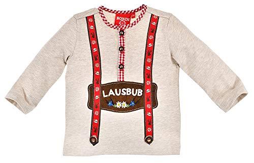 BONDI Langarmshirt für Jungen Lausbub...