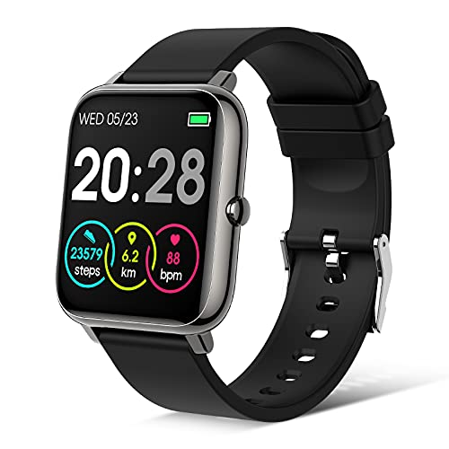 Smartwatch, Fitness Armband Fitness Tracker Voller Touch Screen Smart Watch
