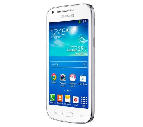 Samsung Galaxy Core Plus G350–Weiß–Smartphone