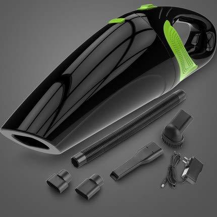 Huishoudelijke schoonmaakmiddelen Gereedschappen JTBBCP Wireless Car Stofzuiger Handheld Mini Stofzuiger Super Zuig natte en droge goederen for tweeërlei gebruik Portable Stofzuiger (Transparant + Gro
