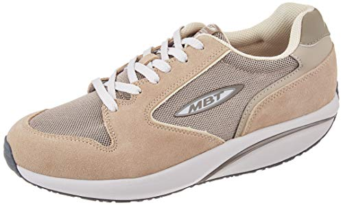 MBT Herren MBT-1997 Classic M Sneaker, Taupe, 42 EU
