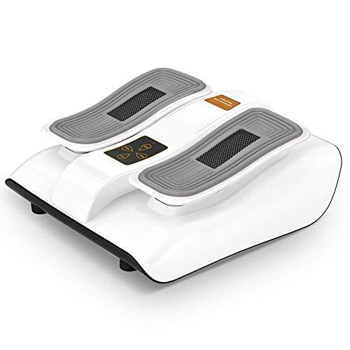 Elliptische Maschine Crosstrainer Fußmassagegerät Beintrainer mit Fernbedienung -Verbesserung Circulation Die Seated Gehmaschine reduzieren Gelenkbeschwerden, Ältere Automatische Feet Mover Circulatio