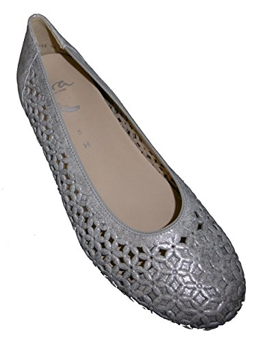 ARA Dames Slipper Perugia 12-33116-12 - grijs 430688