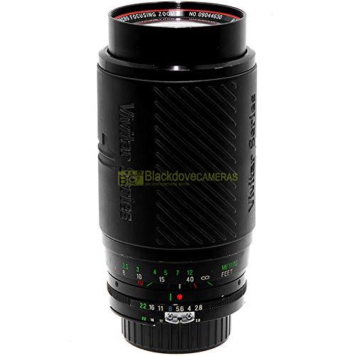 Vivitar Series 1 70/210mm f2,8-4 Macro 1:2,5 Objektiv für Nikon AI-s Kameras