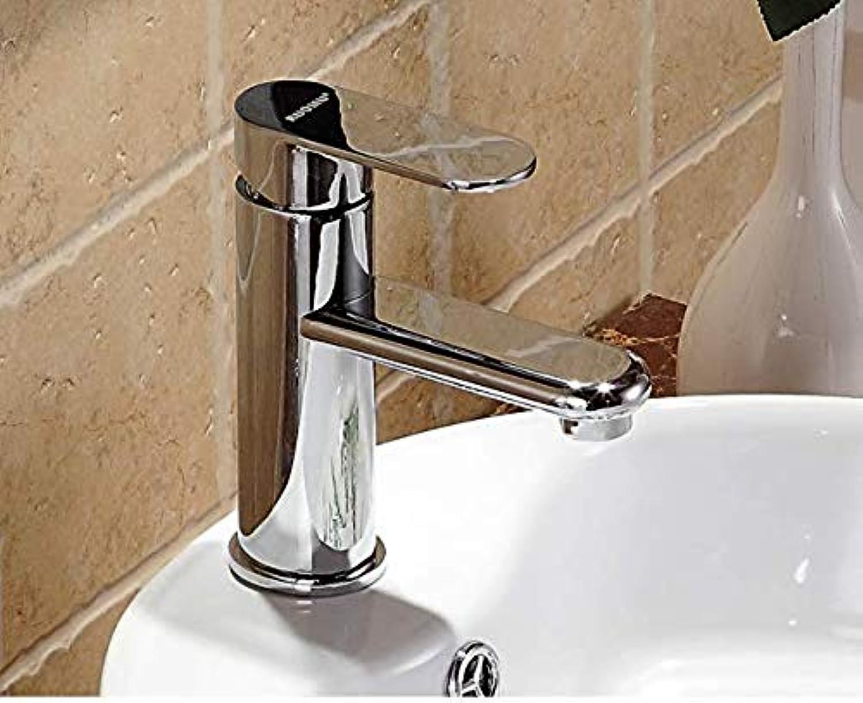 360 ° drehbarer Wasserhahn Retro Wasserhahn Becken Einlochmontage Einzelne Wasserhahn Erhhte Heie und Kalte Wasserhahn